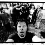 Michelle and Widespread Panic Photo Shoot with Danny Clinch