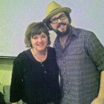 With Patterson Hood of Drive-By Truckers
