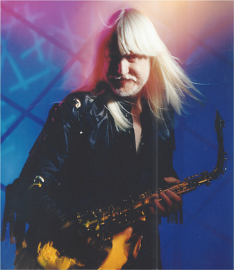 Edgar Winter Website